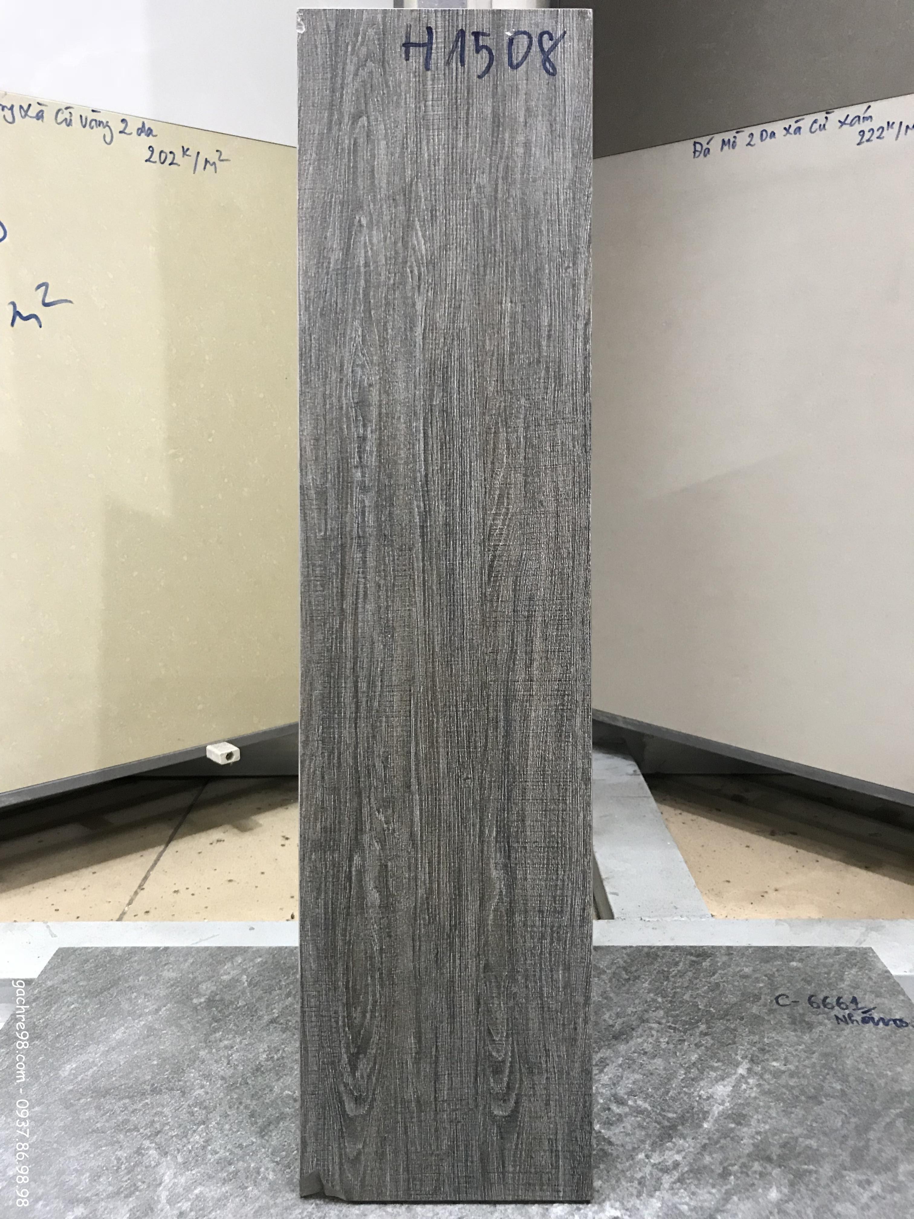 Gạch giả gỗ 15x60 giá rẻ