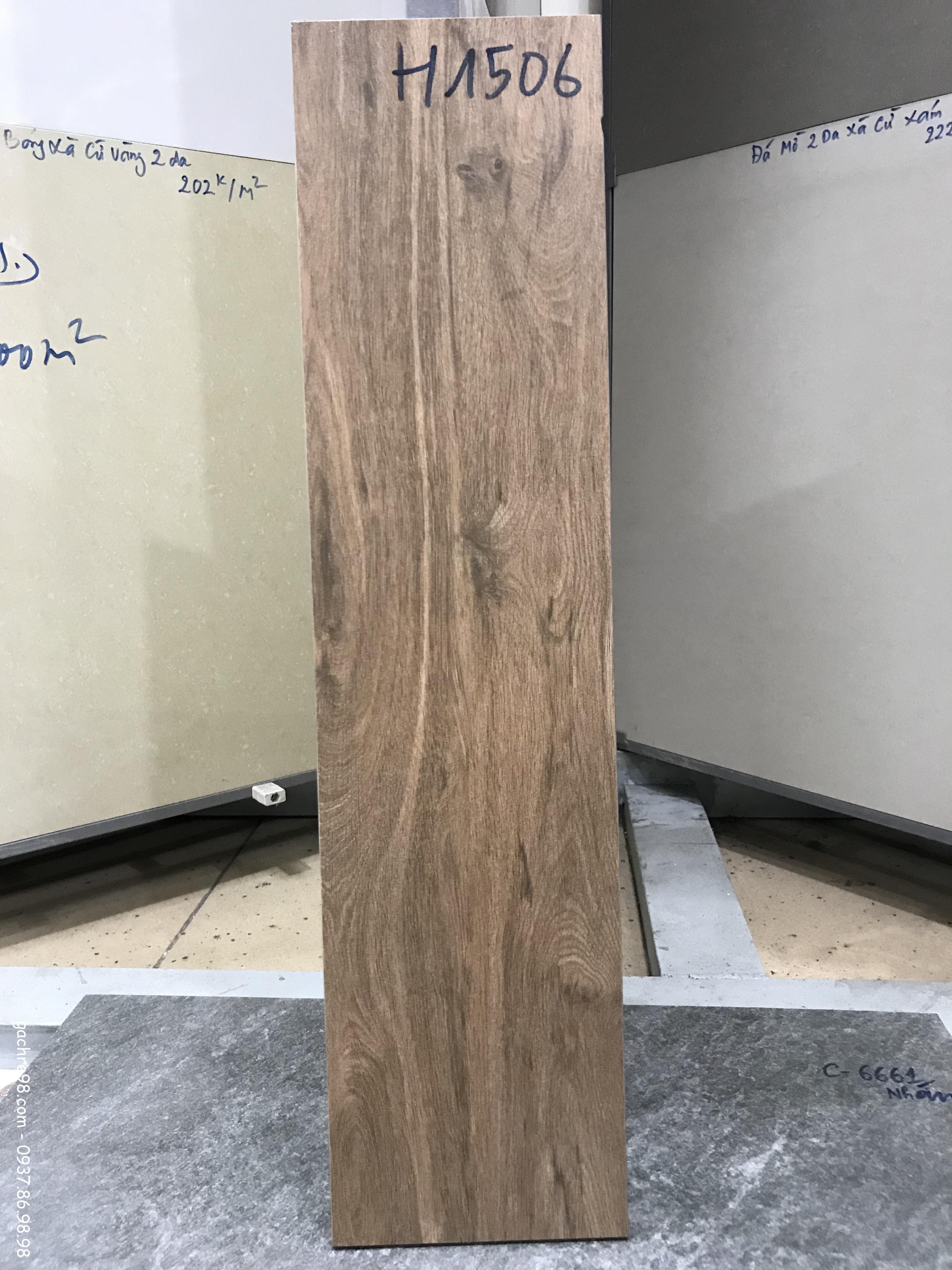 Gạch ốp giả gỗ 15x60 giá rẻ