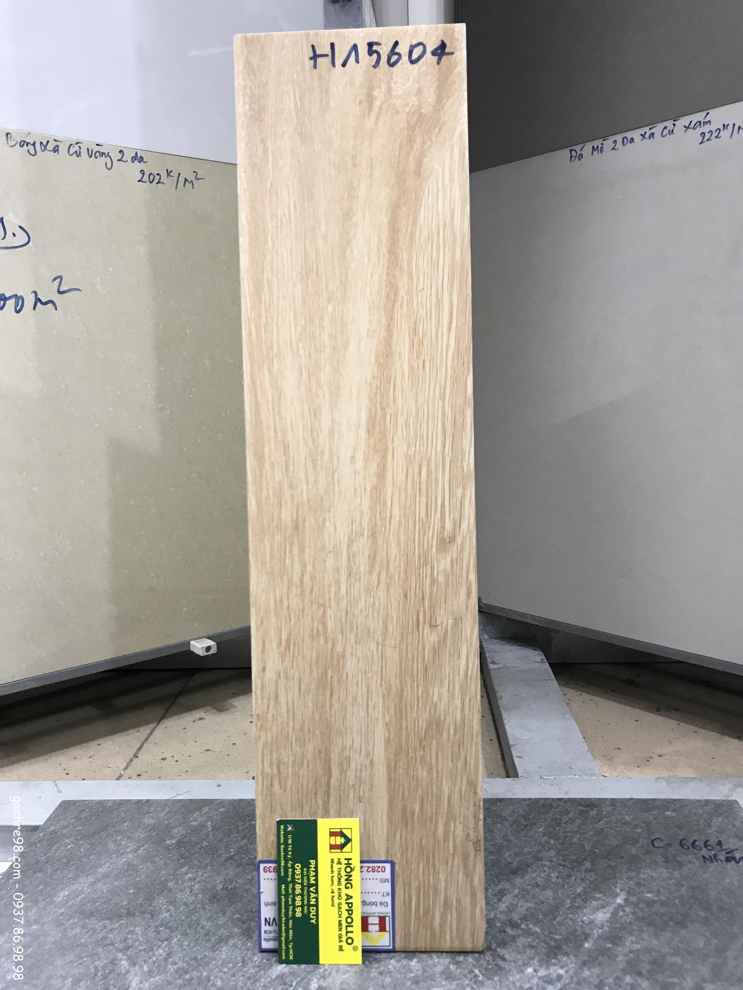 Gạch vân gỗ 15x60 gia re