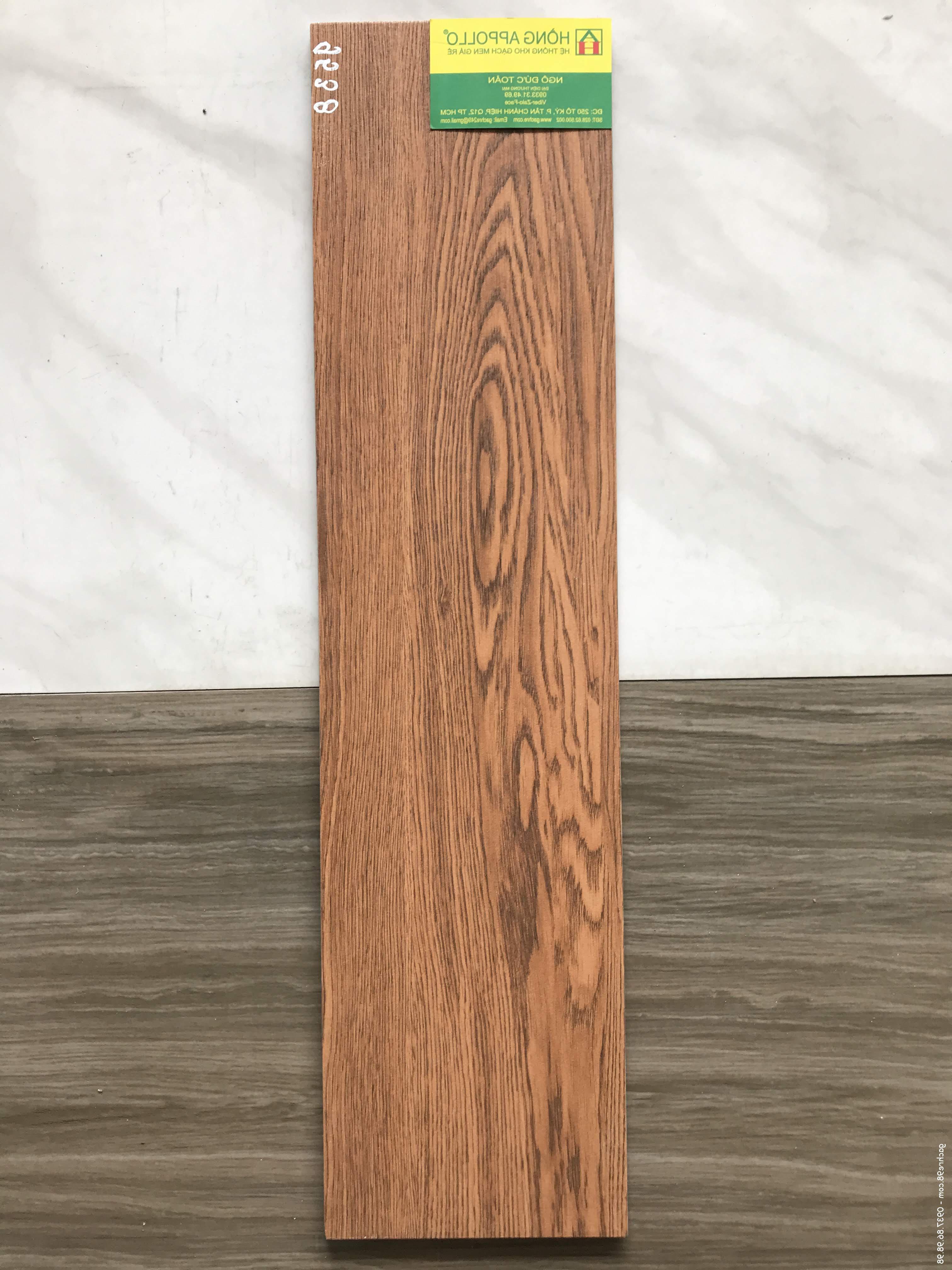Gạch giả gỗ 15x60 prime giá rẻ miền tây