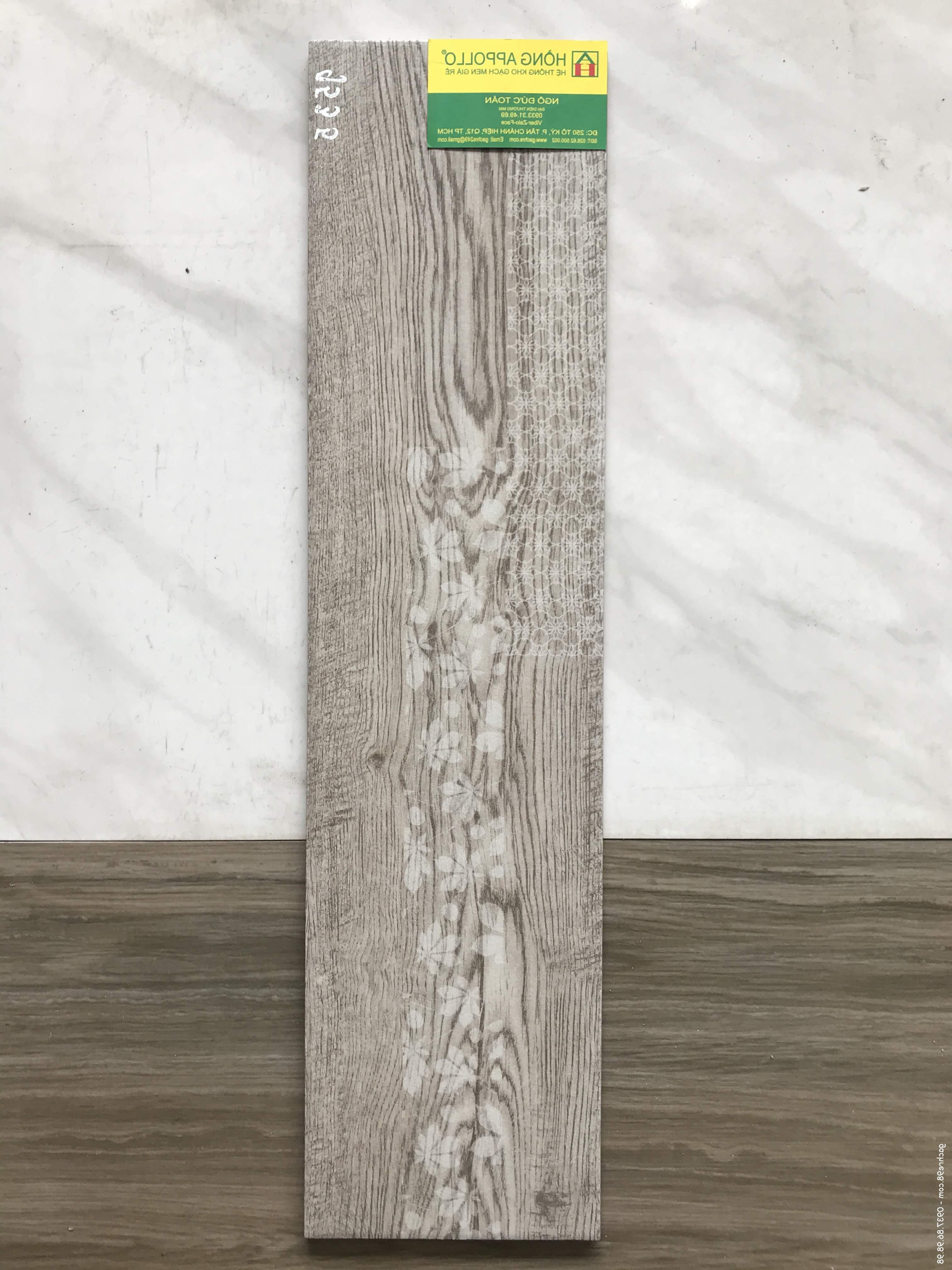 Gạch giả gỗ 15x60 rẻ nhất miền nam