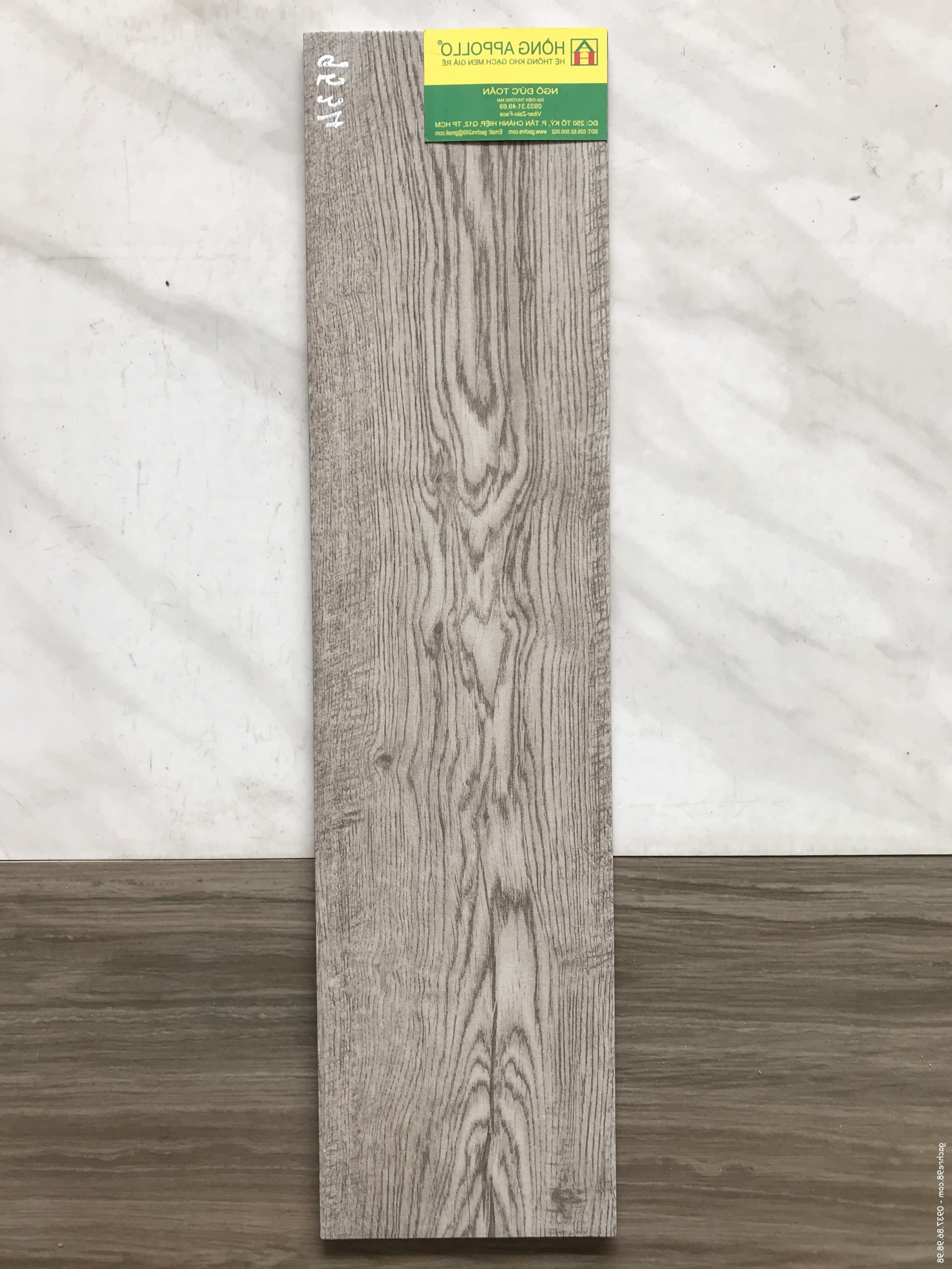 Gạch vân gỗ 15x60 prime