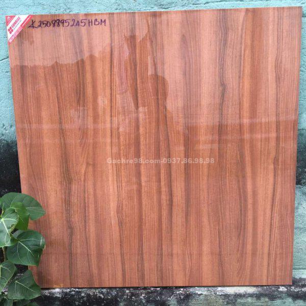 Đá bóng kiếng giả gỗ 80x80 tphcm