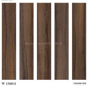 Gạch giả gỗ giá rẻ 15x80 hcm