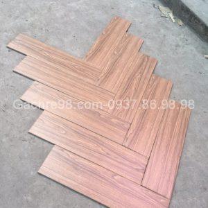 Gạch lát nền giả gỗ đẹp tphcm