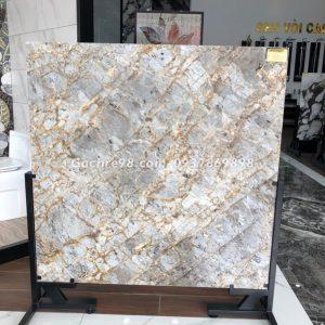 Gạch giả vân đá 120x120 Ấn Độ
