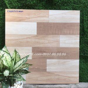 Gạch lát nền nhà giả gỗ 600x600