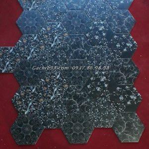 Gạch lục giác mix