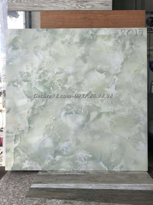 Gạch màu xanh ngọc 80x80