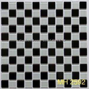 Gạch trang trí mosaic caro