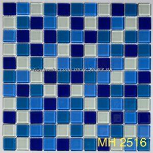 Gạch trang trí mosaic phòng tắm