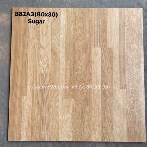 Gạch vân gỗ 800x800 giá rẻ hcm