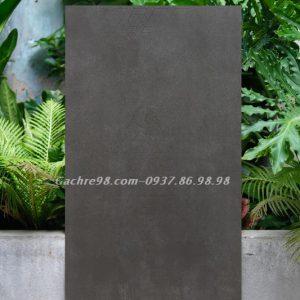 Đá mờ màu đen 600x1200 đẹp