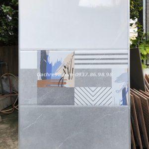 Gạch dán tường toilet 30x60