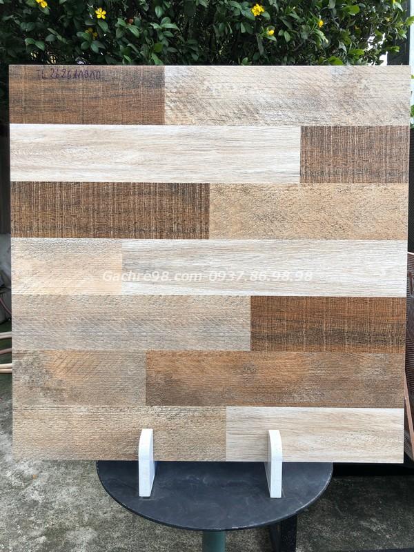 Gạch vân giả gỗ 60x60 bình tân