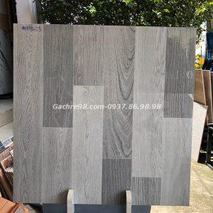 Gạch giả gỗ bóng kiếng đẹp 60x60