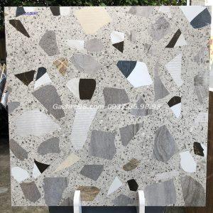 Gạch giả terrazzo 60x60 trung quốc