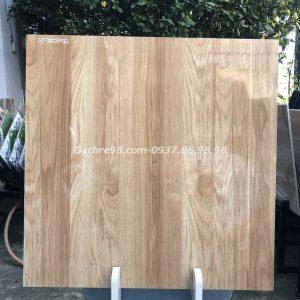 Gạch bóng kiếng 60x60 giả gỗ