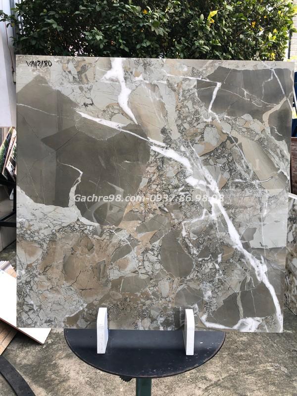 Gạch vân đá cao cấp 600x600 nhập khẩu Ấn Độ
