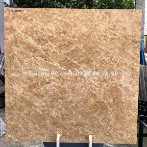 Gạch lót sàn 80x80 đá bóng kiếng sang trọng