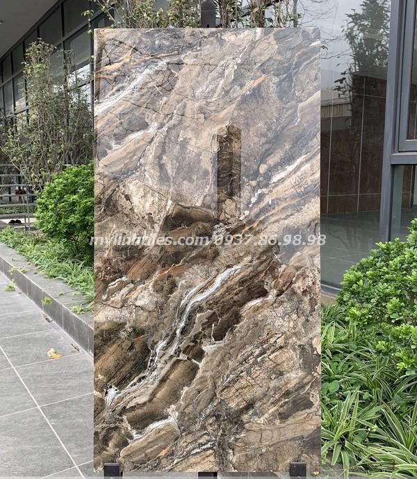 Gạch ốp tường mặt tiền 60x120 cao cấp hcm
