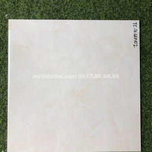 Gạch bóng kiếng 60x60 màu kem lát sàn