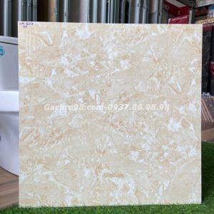 Gạch bóng kiếng 60x60 vân đá vàng