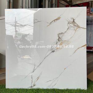 Gạch bóng kiếng 60x60 vân khói đẹp