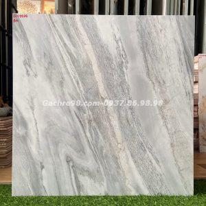 Gạch bóng kiếng 60x60 vincenza màu xám vân đá
