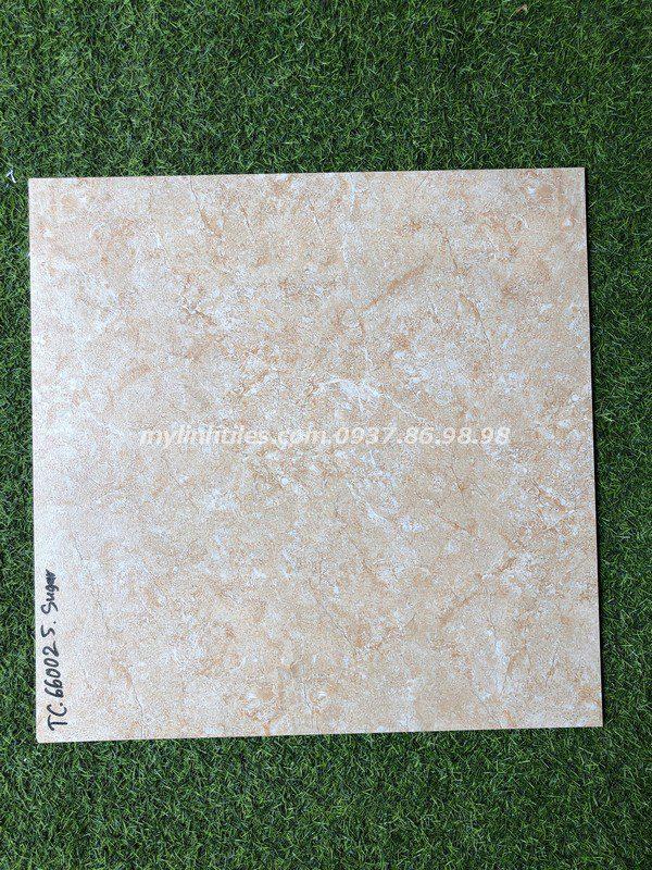 Gạch lát sàn 60x60 men hạt đường hcm