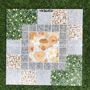 Gạch sân vườn 3d cao cấp giá rẻ 50x50