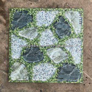 Gạch sân vườn 50x50 giá rẻ vân đá